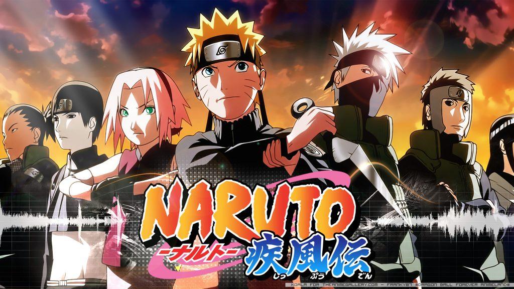 >Naruto Shippuden ดูนารูโตะ ตำนานวายุสลาตัน ตอนที่ 1-500 พากย์ไทย