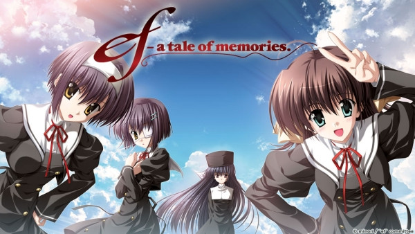 >ef: A Tale of Memories. (ภาค1-2) ตอนที่ 1-24 ซับไทย