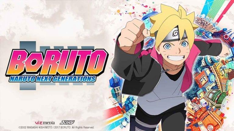 >ดูโบรูโตะ Boruto: Naruto Next Generations ตอนที่ 1-208 ซับไทย