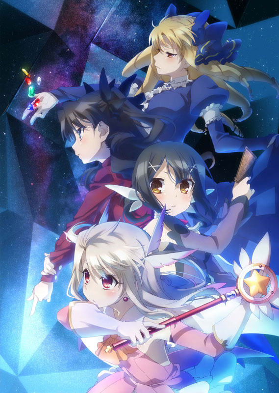 >Fate kaleid liner Prisma Illya (ภาค1) สาวน้อยเวทมนตร์อิลิยะ ตอนที่ 1-10+OVA+SP ซับไทย