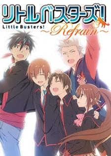 >Little Busters! - Refrain (ภาค2) ตอนที่ 1-13 ซับไทย