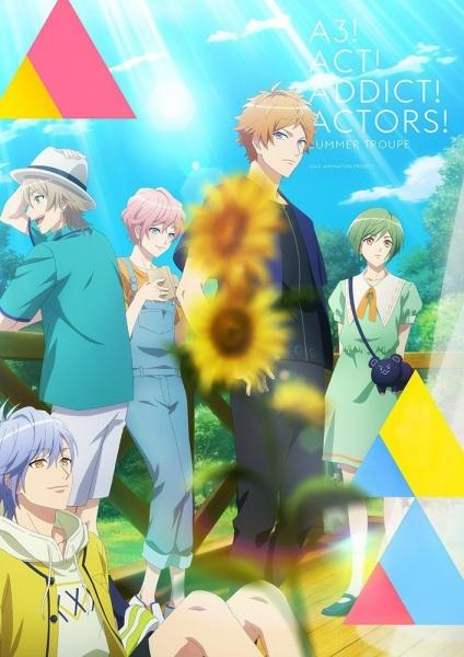 >A3! Season Spring & Summer ตอนที่ 1-12 ซับไทย