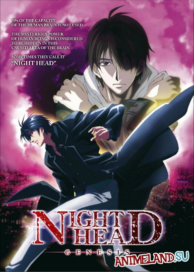 >Night Head Genesis พลังลับ เหนือมนุษย์ ตอนที่ 1-24 พากย์ไทย