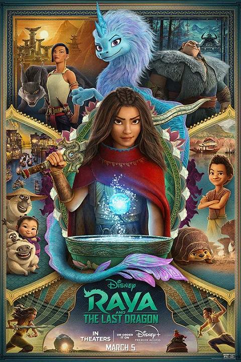 >Raya and the Last Dragon 2021 รายากับมังกรตัวสุดท้าย The Movie พากย์ไทย