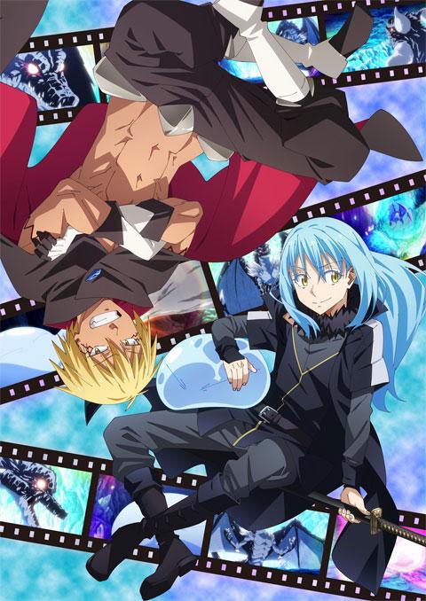 >Tensei Shitara Slime Datta Ken 2nd Season Part 2 ตอนที่ 1-3 ซับไทย