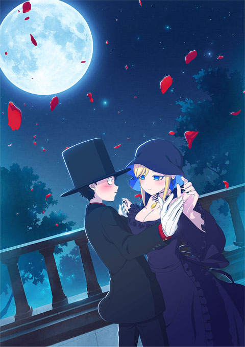 >Shinigami Bocchan to Kuro Maid คุณชายวิปริตกับเมดสาวรอบจัด ตอนที่ 1-4 ซับไทย