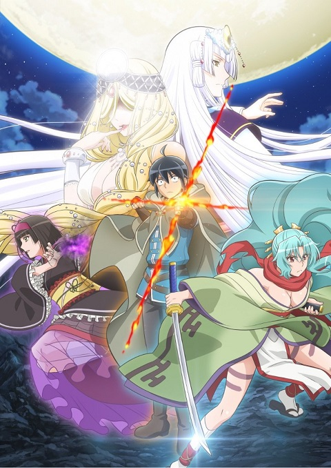 >Tsuki ga Michibiku Isekai Douchuu จันทรานำพาสู่ต่างโลก ตอนที่ 1-3 ซับไทย
